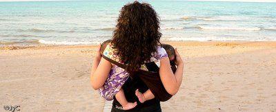 Twins Outside: Utilizar dos pouch para portear gemelos