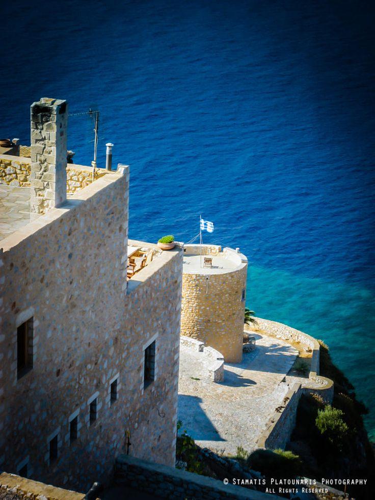 Oitylo blue/ Lakonia/ Greece