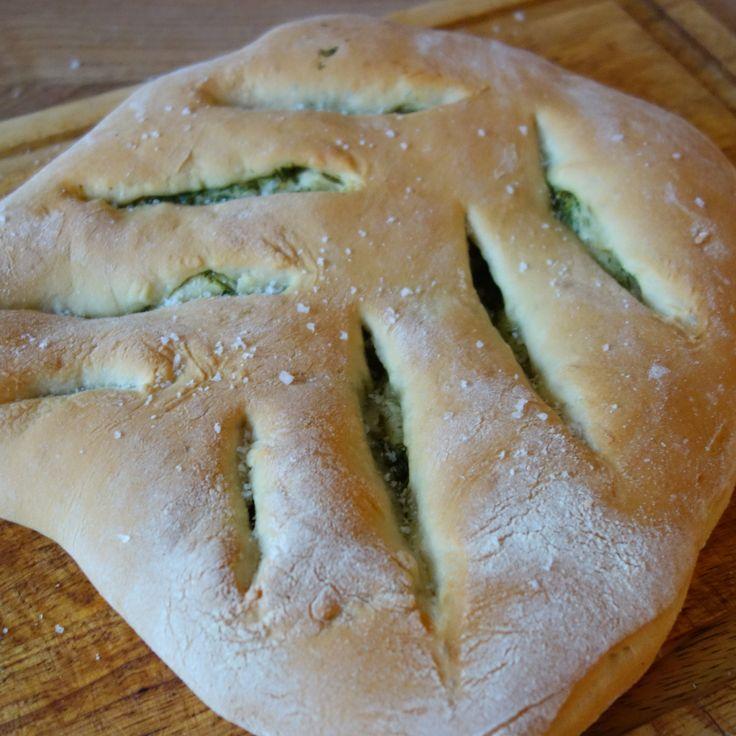 Dette lækre brød fra Provence er utroligt nemt lavet og perfekt som tilbehør til langt de fleste retter.