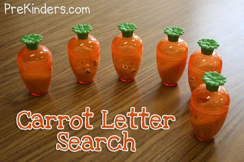 carrot letter search