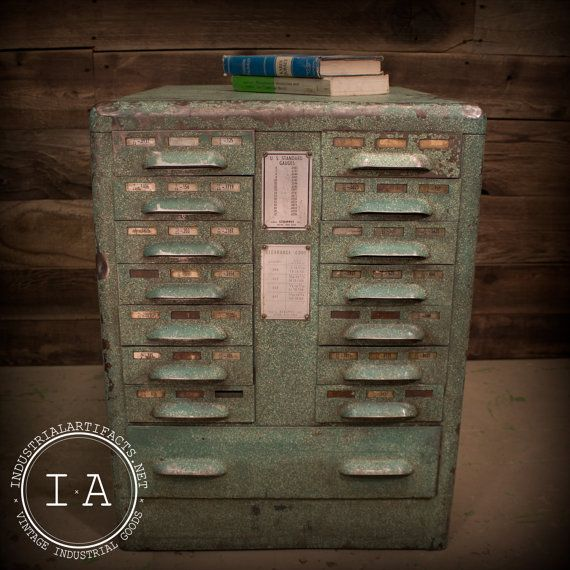 Cool Art Deco Kitchen Cabinets: 1000+ Images About Drawers Vintage Industrial Cool Stuff