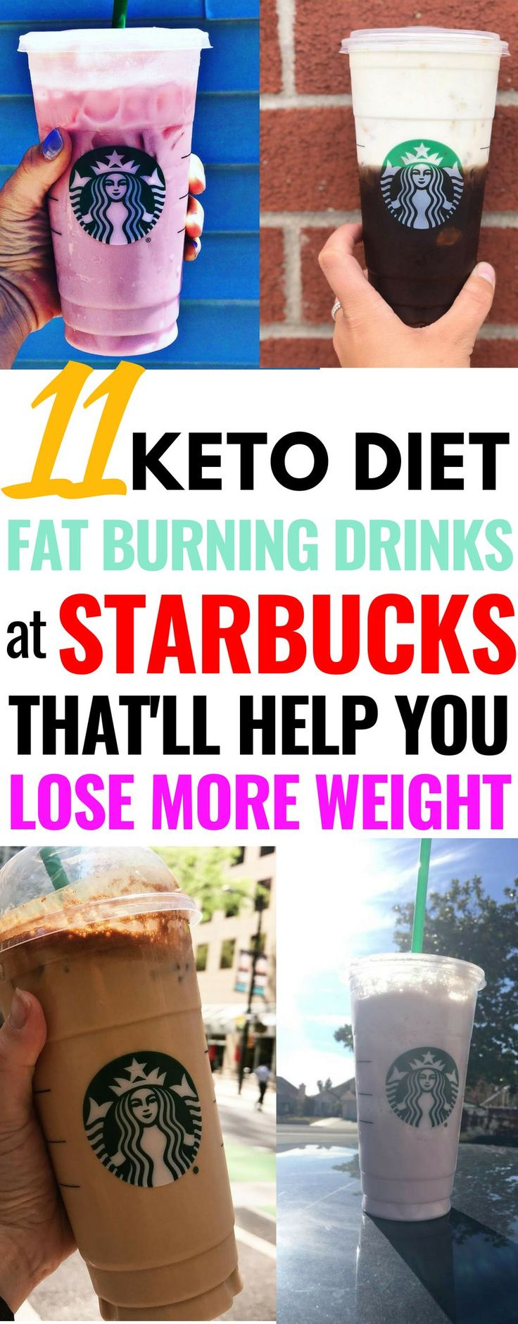 11 Keto Diet Fat Burning Drinks At Starbucks To Help You Lose Weight
