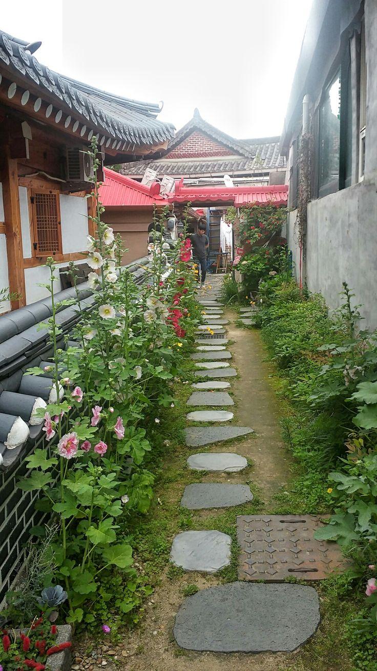 Jeonju Hanok Village, Korea