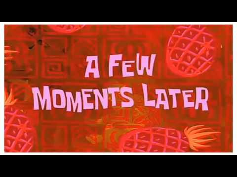 A Few Moments Later Free Sound Effects Youtube Spongebob Time Cards First Youtube Video Ideas In This Moment