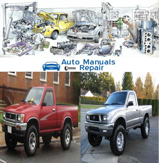13 best toyota service repair manuals images on pinterest repair manuals nissan and pdf. Black Bedroom Furniture Sets. Home Design Ideas