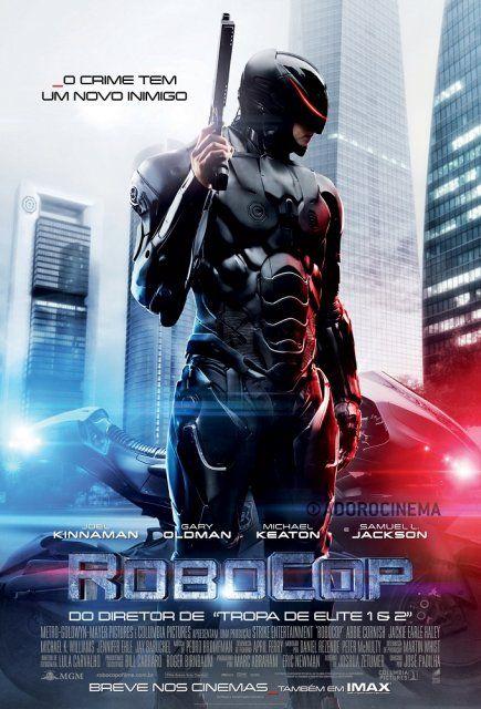Robocop Diretor Jose Padilha