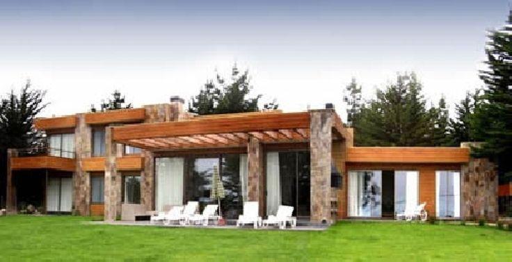 Casas estilo mediterraneo buscar con google casas - Casas prefabricadas mediterraneas ...
