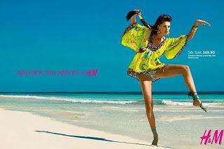 Queridas, estava olhando várias revistas americanas e na maioria delas tem fotos da campanha de primavera/verão da H&M. Eu achei simplesmente incrível a combinação das fotos + a produção + as roupas + a modelo (Daria mais Linda do que nunca) !! Ponto pra H&M!bisou bisou