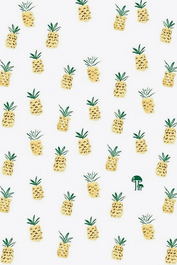 Pin By Samantha Hammack On Inspo Cute Summer Wallpapers Pineapple Wallpaper Pretty Backgrounds For Iphone