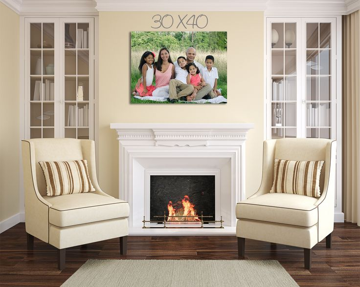 Canvas Display Ideas For Room