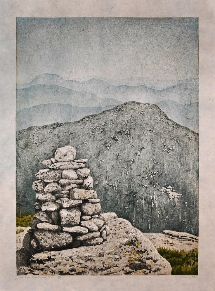 Images about art the landscape stone on