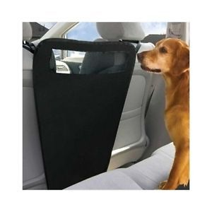 Pet Barrier For Cars Back Seat Vehicle Safety Dogs Cats Travel Storage Pockets  in Pet Supplies, Dog Supplies, Car Seat Covers | eBay