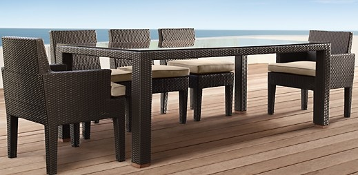 restoration hardware outdoor dining set download