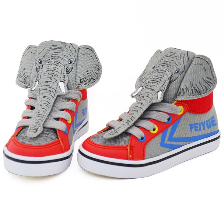 Have you seen the childrens animal sneakers from Feiyue yet ?