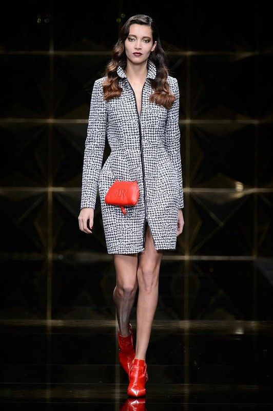 Милан: John Richmond осень-зима 2016-2017: myfashion_diary