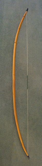 History for the fantasy buff: construction of the medieval longbow