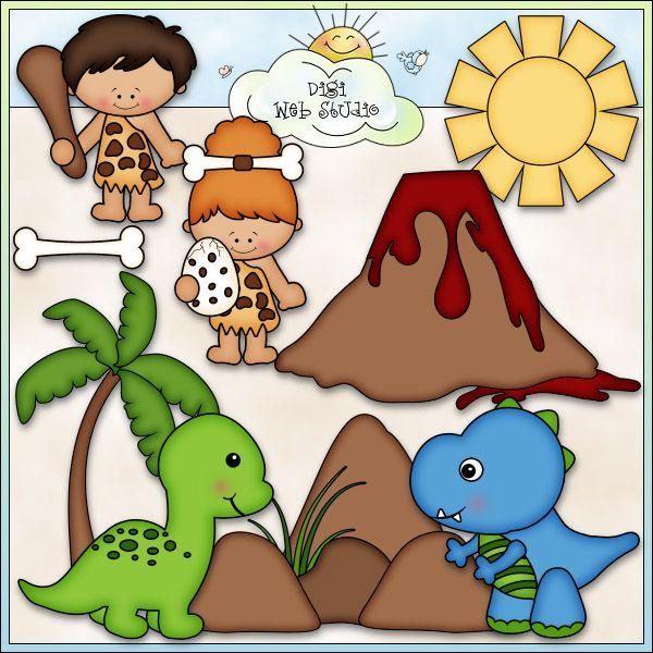 Dinosaur Days 1 - NE Kristi W. Designs Clip Art : Digi Web Studio, Clip Art, Printable Crafts  Digital Scrapbooking!