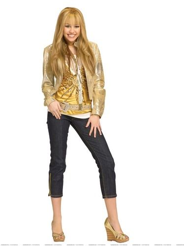 Hannah Montana 2 season Photoshoot (Golden Outfit) High Quality - Hannah Montana Photo (14895603) - Fanpop