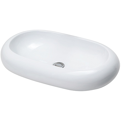 Vessel Sinks Rona : Oval vessel sink at Rona. $75 Modern Shower & Bath Pinterest