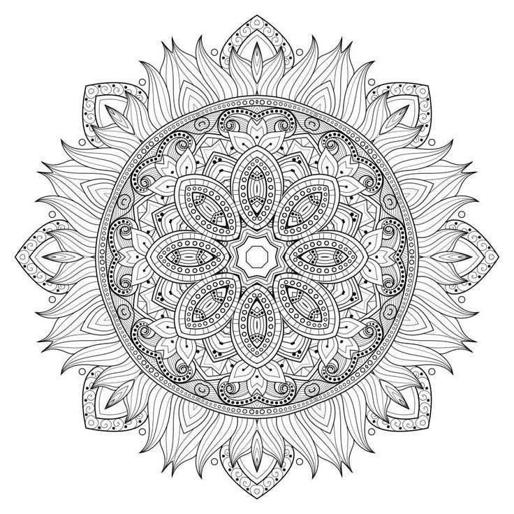 5 Kostenlose Malvorlagen Zum Ausdrucken Mandala Vorlagen Coloring Pages Ausdrucken Colori Mandala Ausmalen Mandala Vorlagen Malvorlagen Zum Ausdrucken