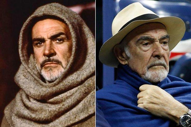 Sean Connery - Guillermo de Baskerville -