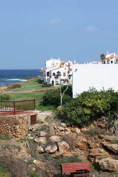 Playas de Fornells, Menorca