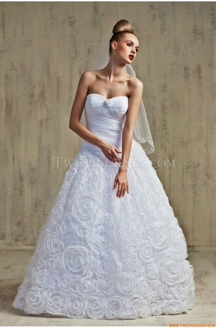20 best wedding dress 2014 images on Pinterest | Short wedding gowns ...