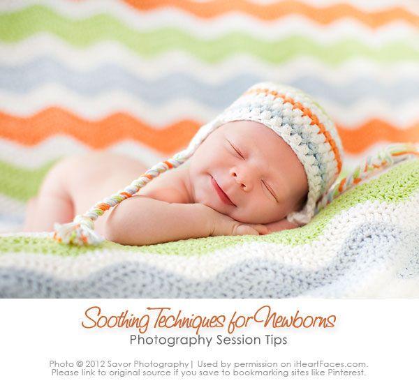 6 top soothing techniques for newborn baby photography via rachel durik