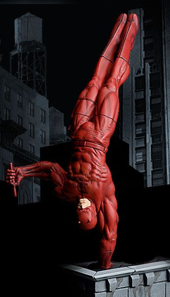 Matthew Michael Murdock AKA Daredevil (Marvel)