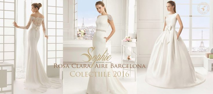 Colectiile 2016 Rochii de Mireasa Sophie Wedding House. Vezi selectia Wedding Box pentru cele mai elegante rochii de mireasa din salon.