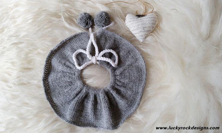 Den kragen \ That collar  Pattern by www.ministrikk.no