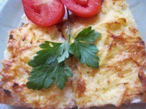 """#recipe """"Курица запеченная под тертым картофелем."""" Вам потребуется: - Филе…"""