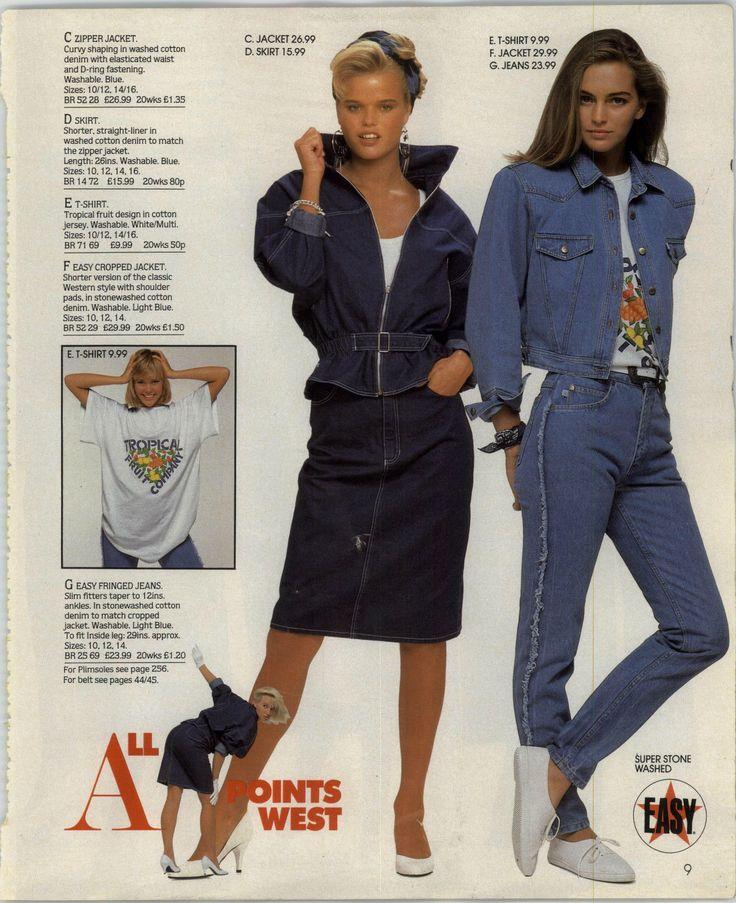 43 Best Mail Order Catalogs Images On Pinterest: 17 Best Images About 1987 On Pinterest