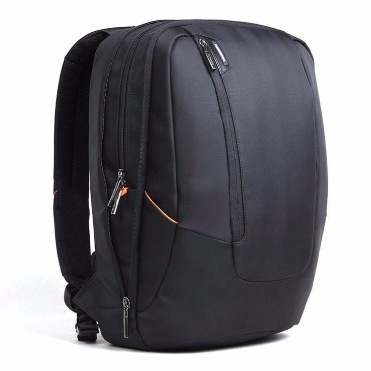 Waterproof Unisex Laptop Backpack 15.6'' Notebook Computer Bag Korean Style School Backpack