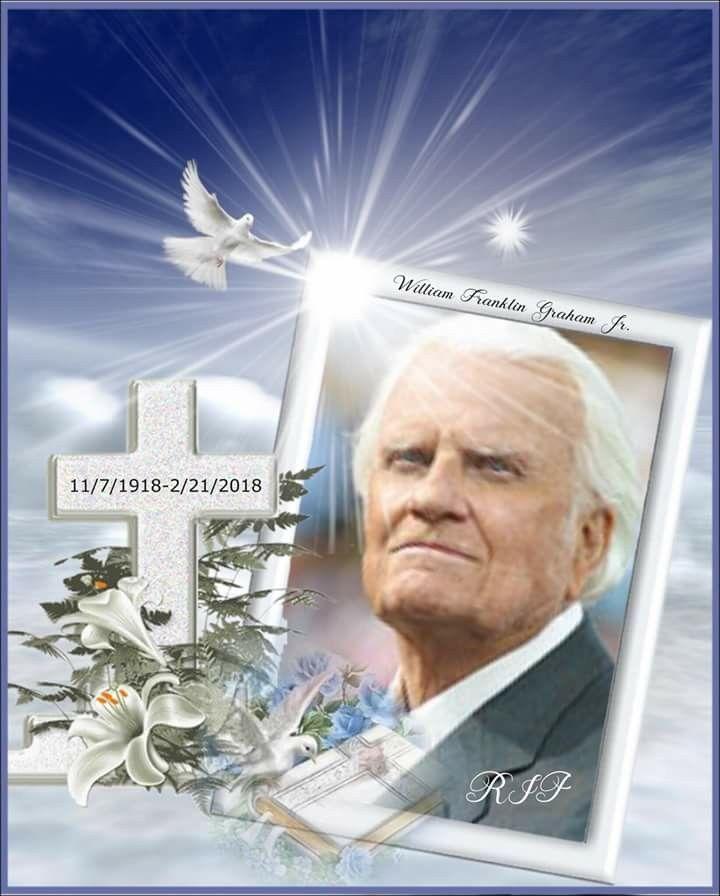 Reverend Billy Graham .