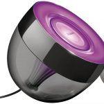 [Jusquà Minuit] Lampe Connectée Philips Living Colors Iris Black Hue à 54.90 Bonjour Vente flashsur cette lampe connectée Philips HUE Living Colors qui est proposé à 54.99 au lieu de 99jusquà minuit ! Lampe Connectée Philips Living Colors Iris Black Hue à 54.90 Spécifications : Intensité des couleurs réglable Mode de changement de couleur automatique 16000000couleurs au choix Compatible avec un variateur Luminosité de 210lumens Télécommande simple dutilisation boutons pour mettre ...