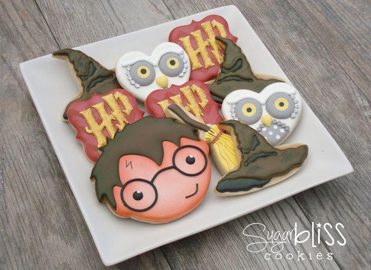SugarBliss Cookies: SugarBliss Wizards