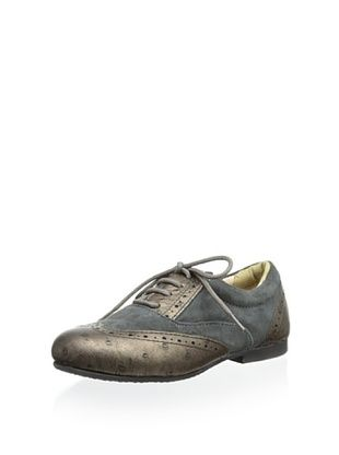 58% OFF W.A.G. Kid's 1368 Oxford (Bronze)