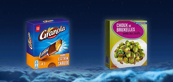 Les biscuits Granola sont tellement bons, que très souvent, nos amis n'ont qu'une seule envie : nous les voler. En France, Granola a collaboré avec l'agence M