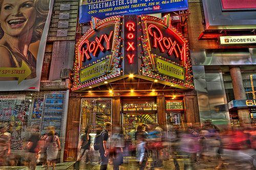 Delicatessen NYC | The Roxy Deli in New York's Times Square
