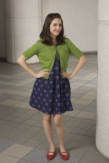 Alison Brie as Annie Edison in Community