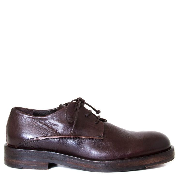 """Ernesto Dolani has provided an essential to any gentleman's wardrobe. Dano is handcrafted in the finest Italian materials and set upon a chunky sole. pair with some dark jeans and stop around town without fear.  Men's oxford shoe Made in Italy Durable Italian leather upper Leather upper, lining, footbed Stacked leather sole with rubber protection 1 1/4 inch heel Lace up closure Stylish oxford with a relliable outsole   Fits: True to Size  Our fit experts say, """"This shoe runs..."""