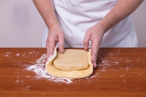 Слоеное тесто для торта. | Шедевры кулинарии