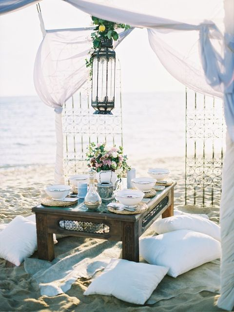 86 Bold And Vivacious Moroccan Wedding Ideas | HappyWedd.com