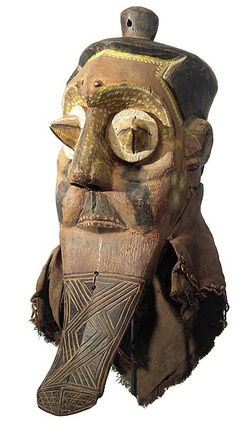 Kete Mask 3, Dem. Rep. Congo