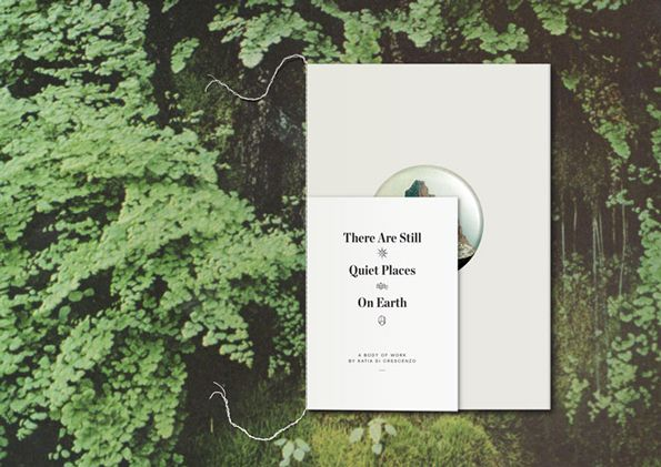 There Are Still Quiet Places On Earth - 1