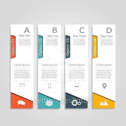 Infographic design template. Vector illustration