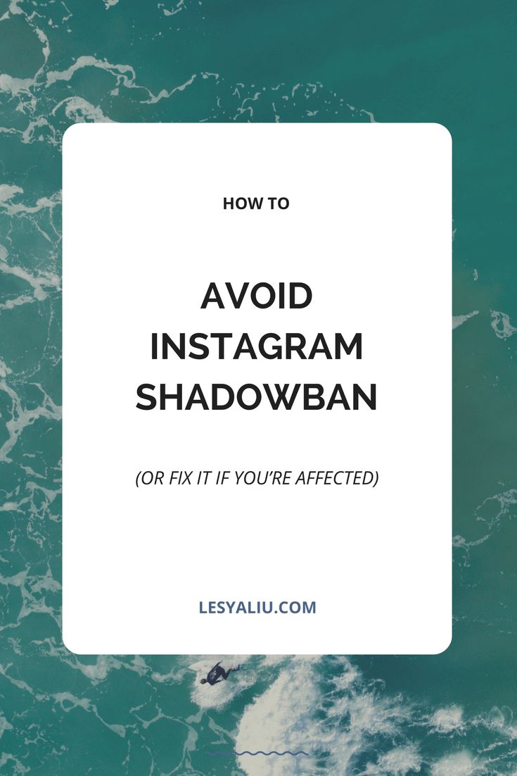 Instagram shadowban has been making bloggers, influencers, and small business owners lose their sleep at night for some time now. The shadowban became almost a tale of a mythical creature people tell each other — no one knows exactly how it looks or where to find it, but they continue...