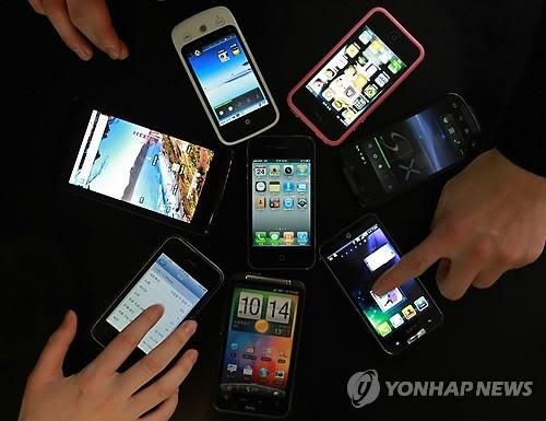 세계 스마트폰 이용자 10억명 돌파 :: 네이버 뉴스