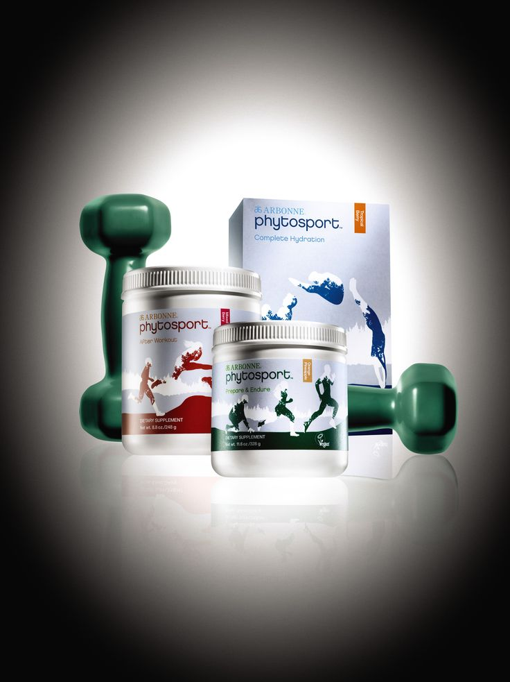 Arbonne Introduces PhytoSport Sports Nutrition | Products ...